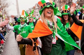 cheap flights -st-patricks-day