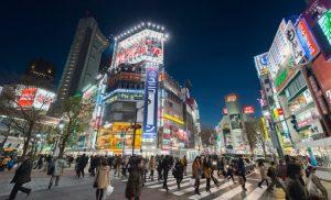 cheap flights to Tokyo-Japan-Shinjuku