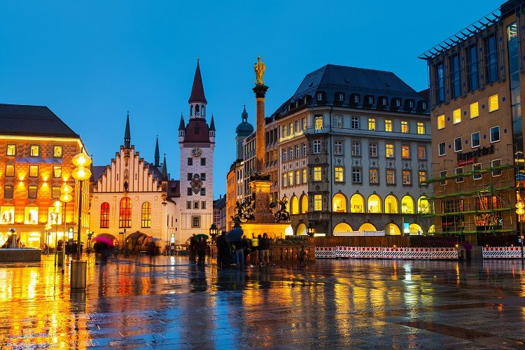 cheap flights to Munich, Germany