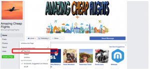 Amazing cheap flights Notifications 2