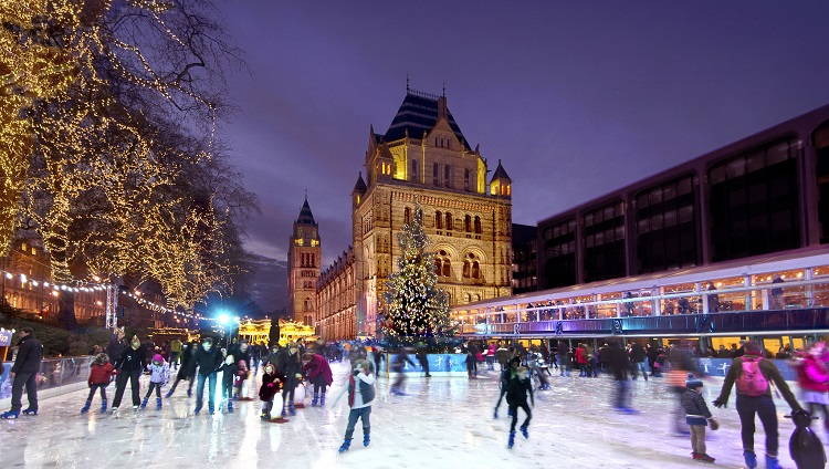 cheap flights for Christmas-in-London 2