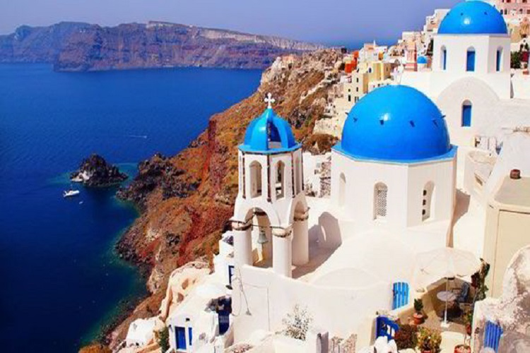 cheap flights to Santorini-Greece-031217