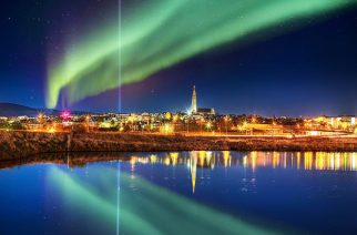 cheap flights northern_lights_reykjavik