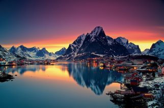 cheap flights to norway