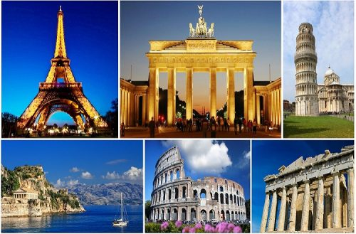 cheap august flights to europe