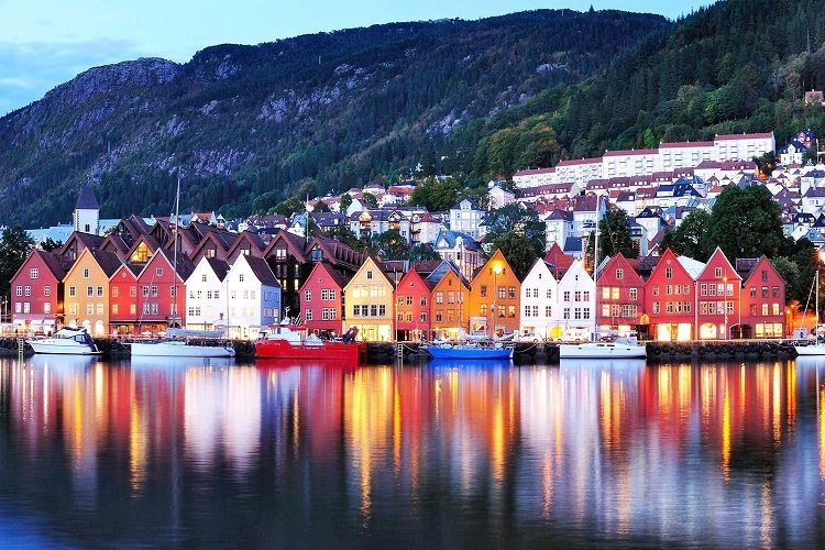 cheap flights to bergen Norwauy - 40917-003