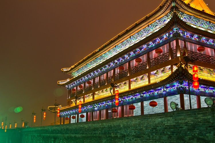 cheap flights to xian china