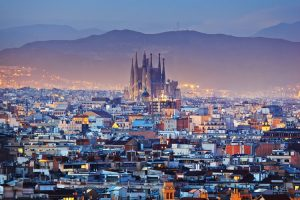cheap flights to barcelona to see Sagrada familia