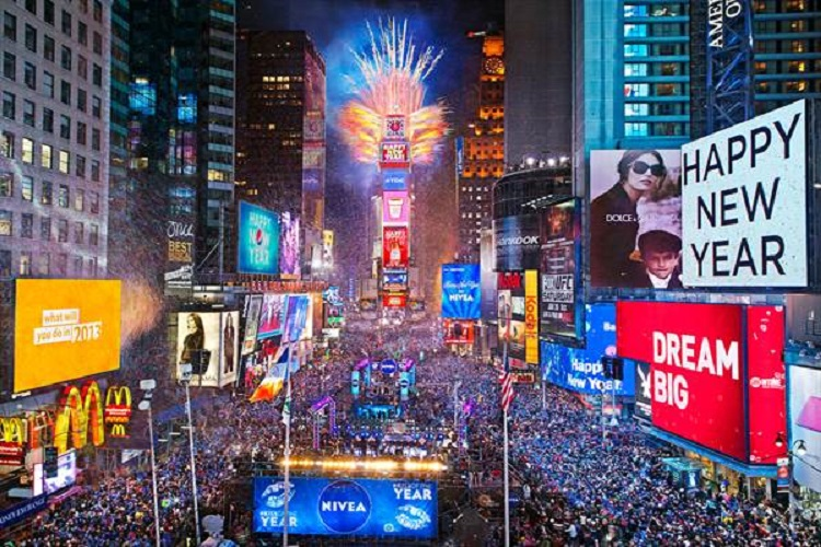 cheap flights to new york for nye