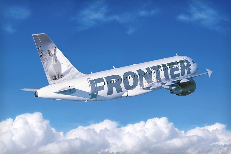 cheap flights on Frontier-Airlines