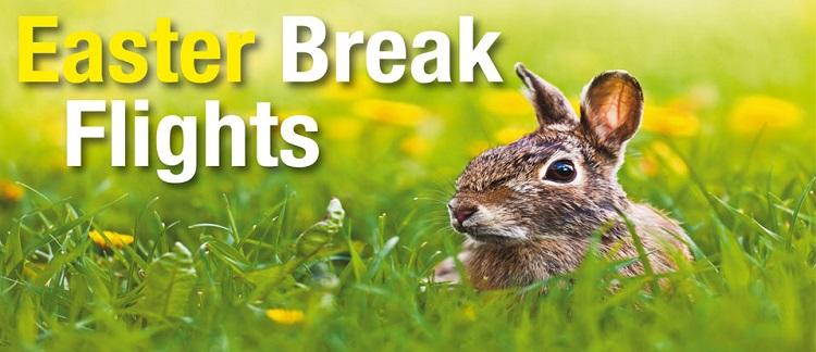 Cheap Easter Week Flights