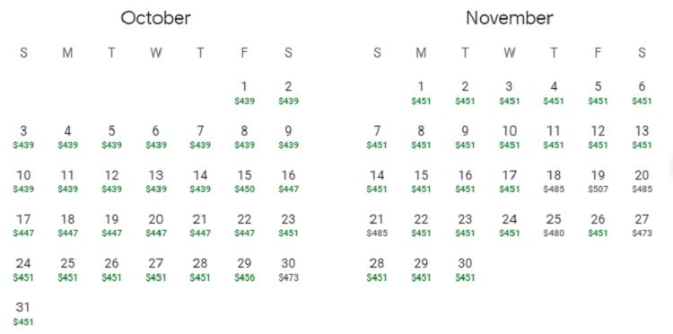 cheap flights ORD-DUB-OCT-NOV-2021