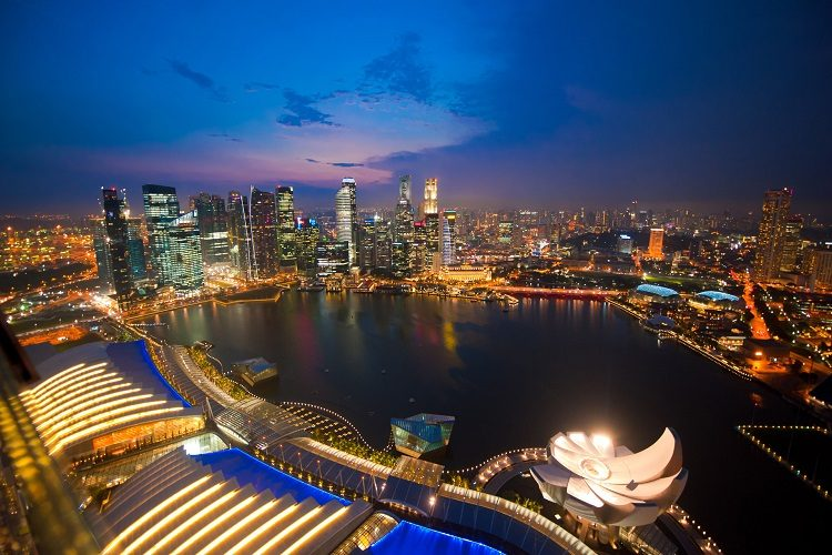 cheap flights Singapore-City-View