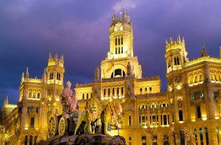 cheaps flights to Madrid