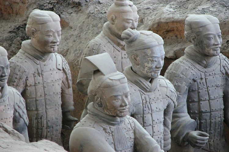 cheap flights to xian china