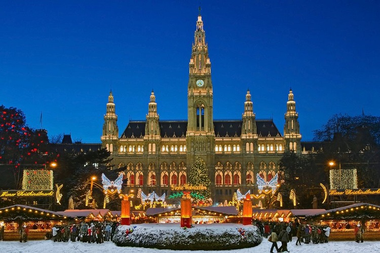 cheap flights to vienna-christmas-market