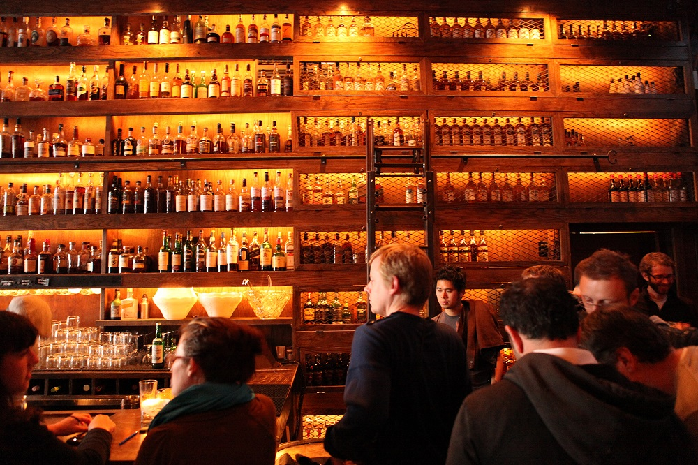 best whiskey whisky bars in the world
