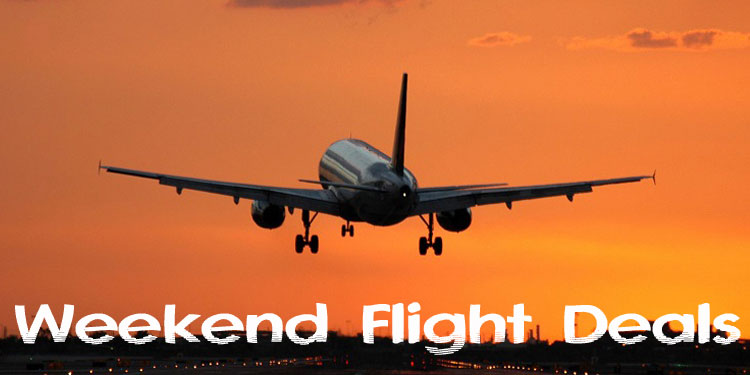 weekend-flight-deals-750